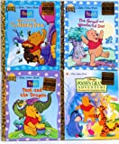 img - for Walt Disney's Winnie The Pooh 4 Book Collection from Golden Books book / textbook / text book