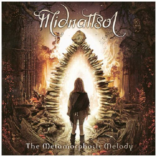 The Metamorphosis Melody by Midnattsol (2013) Audio CD