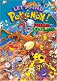 Let's Find Pokémon! Fire Red Leaf Green