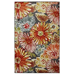 Mohawk Home New Wave Charm Printed Rug, 5\'x8\', Multi