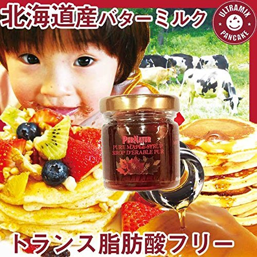 thick-pancake-two-types-about-42-sheets-and-canadian-maple-syrup-tsumego-7-piece-set