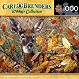 Autumn Lady 1000 pc Carl Brenders Wildli...