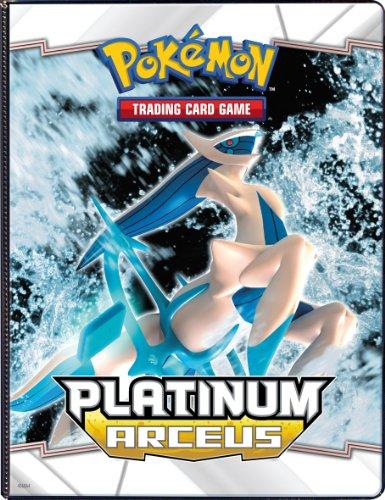 Ultra PRO Pokemon PLATINUM ARCEUS - 4 POCKET - Combo Album - PORTFOLIO - 1