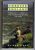 img - for Forever England: Femininity, Literature and Conservatism between the Wars book / textbook / text book