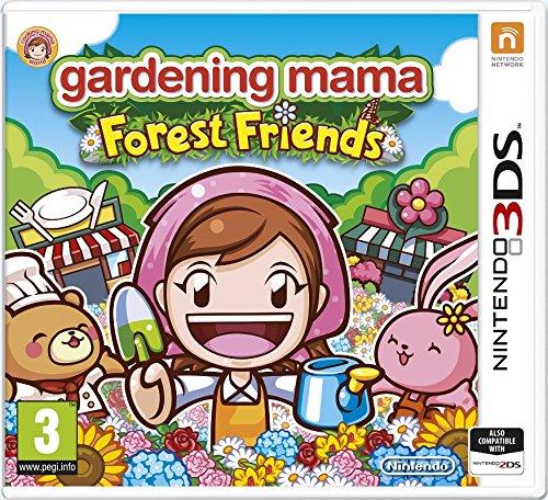 Gardening Mama: Forest Friends  (Nintendo 3DS)