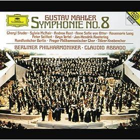 "Mahler: Symphony No.8 in E flat ""Symphony of a Thousand"" (2 CDs)"