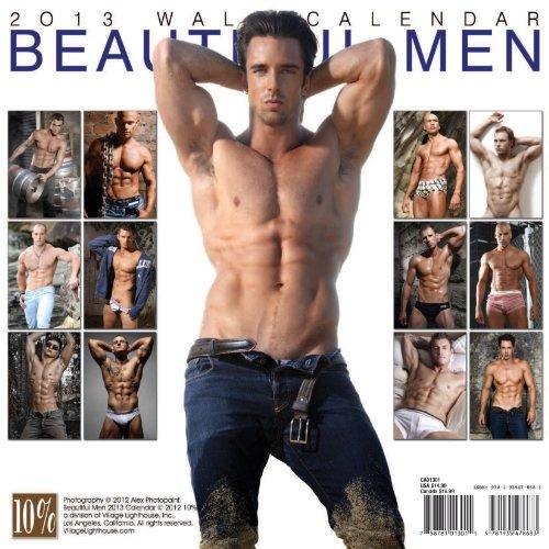 Beautiful Men Calendar 2013