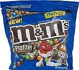 M&M's Pretzel Chocolate Bag 30 oz