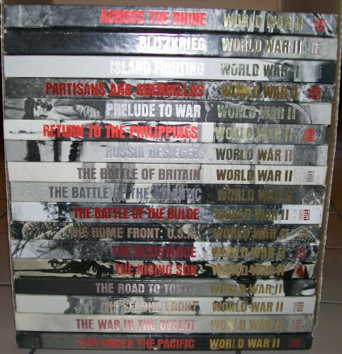 World War II (39 Volume Set)