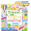 Pocket Doodling and Colouring: Travel (Usborne Drawing, Doodling and Colouring)