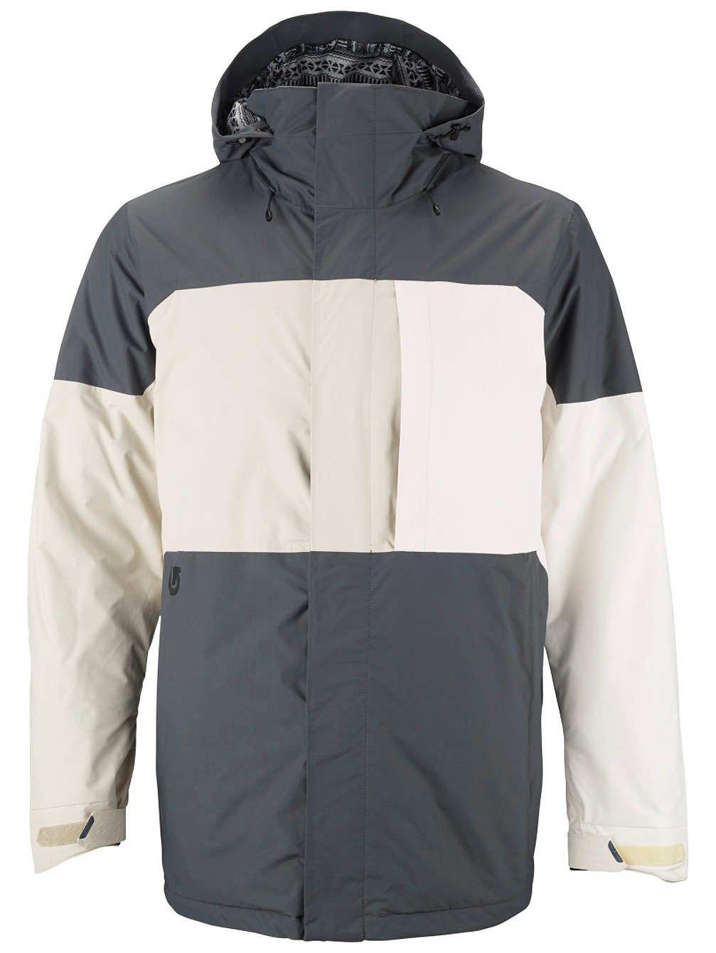 Burton Herren Snowboardjacke RA Land Line Jacket