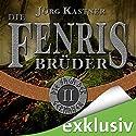 Die Fenrisbrüder (Die Saga der Germanen 2) Hörbuch von Jörg Kastner Gesprochen von: Josef Vossenkuhl