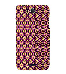 EPICCASE flowery knots Mobile Back Case Cover For InFocus M530 (Designer Case)