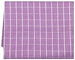 Shree Balaji Textiles Men's Shirt Fabric (Purple)
