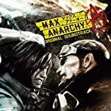 MAX ANARCHY ORIGINAL SOUNDTRACK(2枚組ALBUM) / MAX ANARCHY, C.Wilkes, Sick YG, Skitz the Samurida, Tre-Dot, 山口裕史, 滝沢章, 田中直人 (CD - 2012)