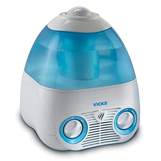 Best humidifier for baby - Vicks Starry Night Cool Moisture Humidifier Reviews