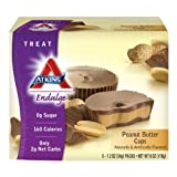 Atkins Endulge Chocolate Peanut Cup 5-1.2 Oz Packs (Tamaño: 1)