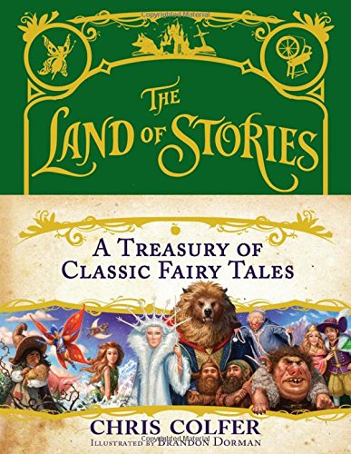 The Land of Stories: A Treasury of Classic Fairy Tales (Treasury Of Illustrated Classics compare prices)