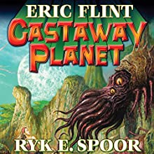 Castaway Planet: Boundary, Book 4 (       UNABRIDGED) by Eric Flint, Ryk E. Spoor Narrated by Allyson Johnson