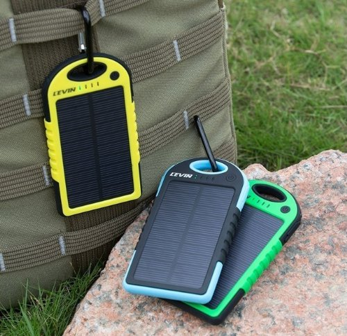 Levin-Solstar-5000mAh-Solar-Power-Bank