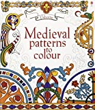img - for Medieval Patterns to Colour book / textbook / text book