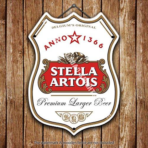 stella-artois-label-biere-brune-biere-publicite-barre-ancienne-bar-pub-boissons-pump-badge-brewery-t