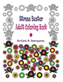 Stress Buster Adult Coloring Book (Mini Health Series) (Volume 24)