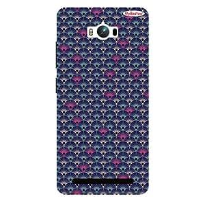 Beautiful Color Design - Mobile Back Case Cover For Asus Zenfone Max ZC550KL