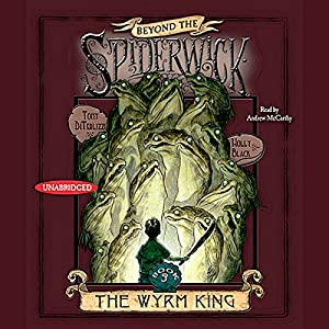 The Wyrm King Audiobook