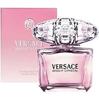 Versace Bright Crystal Womens Eau De Toilette Spray, 6.7 Oz