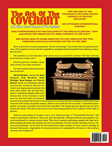The Ark Of The Covenant And Other Secret Weapons Of The Ancients