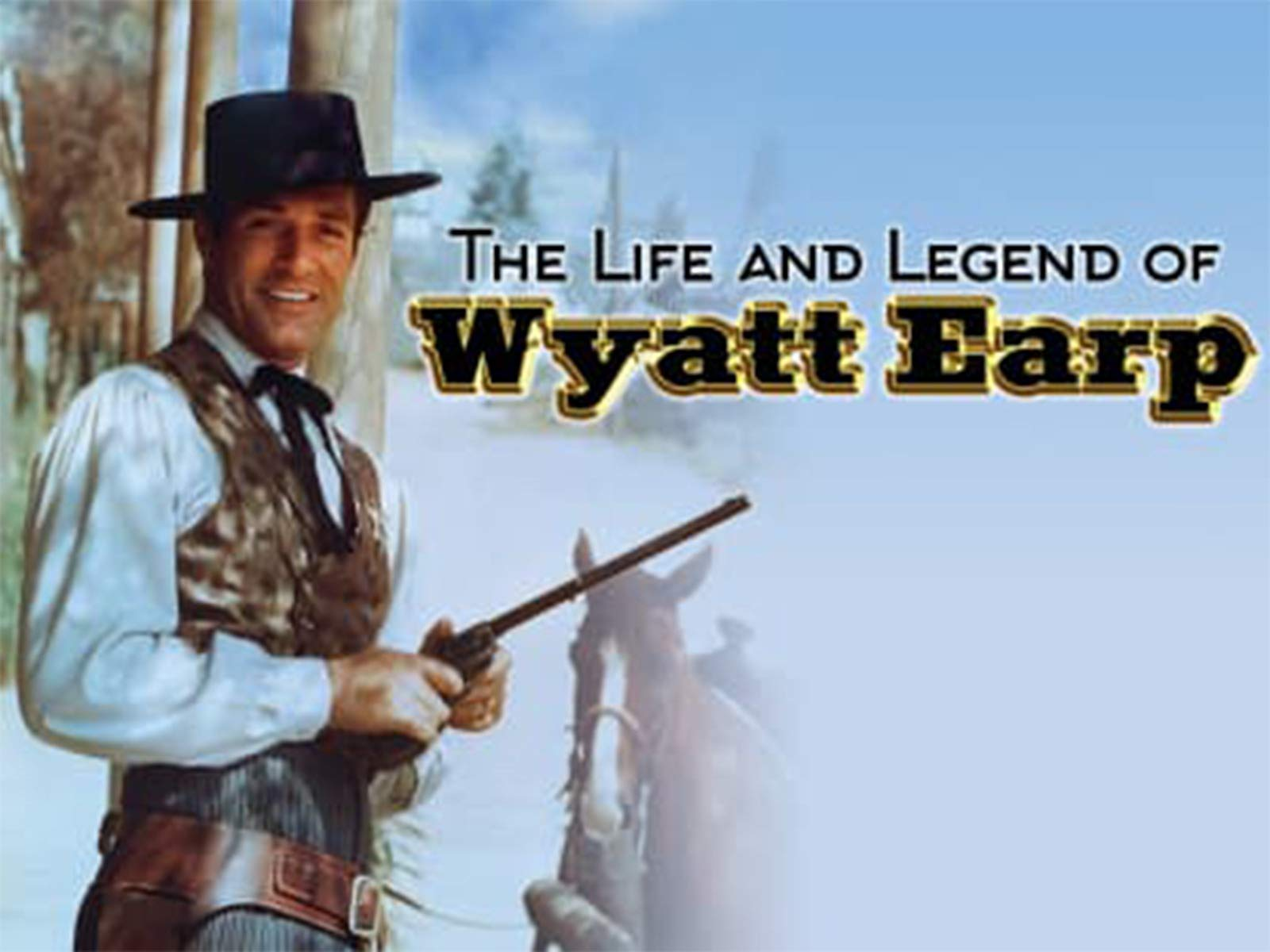 The Life and Legend of Wyatt Earp on Amazon Prime Video UK
