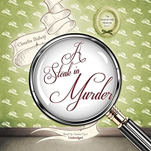 A Steak in Murder Audiobook