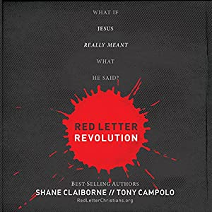 Red Letter Revolution Audiobook