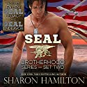 SEAL Brotherhood Boxed Set No. 2 Audiobook by Sharon Hamilton Narrated by J.D. Hart