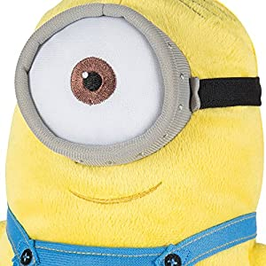 Despicable Me Minions Official Microwave Heatable Toy