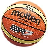 molten(モルテン) ジウジアーロ(GIUGIARO) ゴムバスケット7号球 BGR7