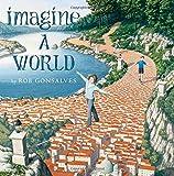 洋書絵本読み聞かせ「imagine A WORLD」