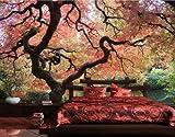 Mural Japanese Garden