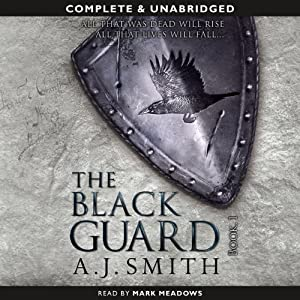 The Black Guard: Book 1 Audiobook