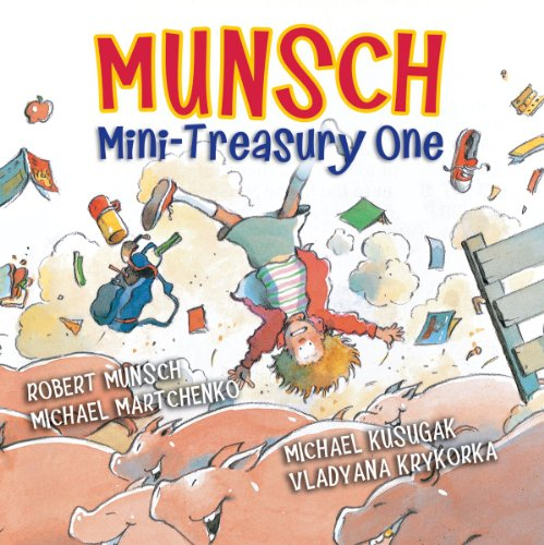 Munsch Mini-Treasury One