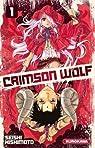 Crimson Wolf, tome 1 par Kishimoto