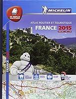 Atlas France 2015 Multiflex Michelin