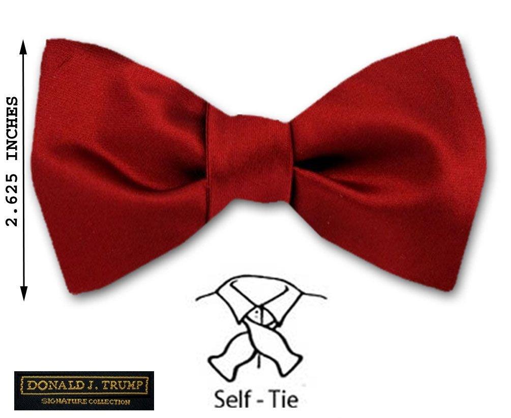 Donald Trump Silk Self-Tie Bowtie