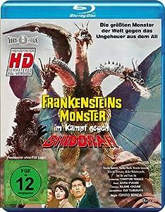Frankensteins Monster im Kampf gegen Ghidorah [Blu-ray]