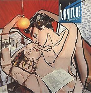 WRONG PEOPLE LP (VINYL) UK STIFF 1986