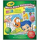 Crayola Color Wonder Pad-Bubble Guppies