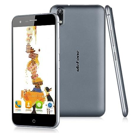 Ulefone Paris 4G Smartphone Android 5.1 Lollipop 5.0 '' Ecran LTE HD IPS MT6753 Octa Noyau Téléphone Portable OTA OTG Double Carte SIM Mobile WIFI