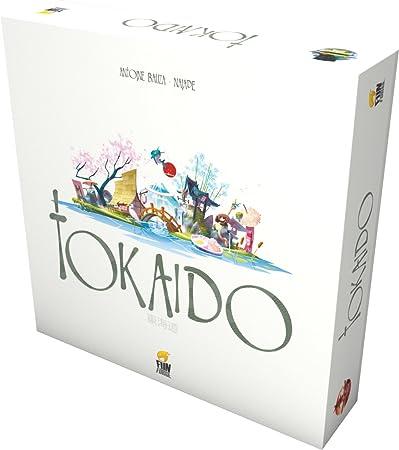 Funforge - Tkdfr02 - Jeu De Plateau - Tokaido