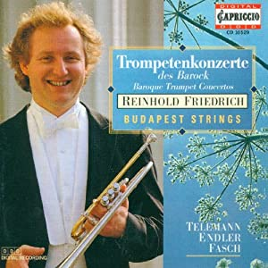 Trumpet Recital: Friedrich Re